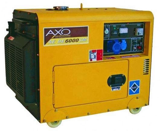 Generatori portatili diesel gruppo elettrogeno diesel silenziato