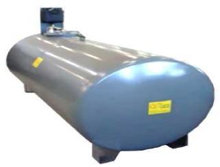 Cisterna Per Gasolio Da 5000 Litri Doppia Parete Da Esterno